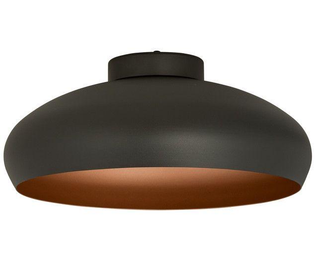 Deckenleuchte Matteo | Lampen > Deckenleuchten > Deckenlampen | Kupfer - schwarz | Metall | WestwingNow.de