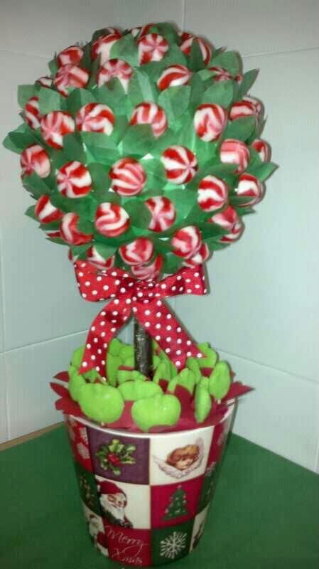 17 mejores im genes sobre mesa de chuches en pinterest for Decoracion navidena con chuches