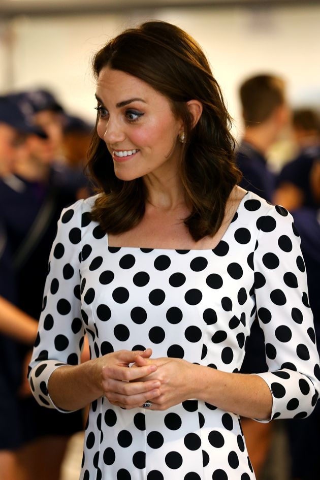 The recent Kate Middleton haircut that's got everyone talking this week after the Duchess debuted a new 'do at Wimbledon...