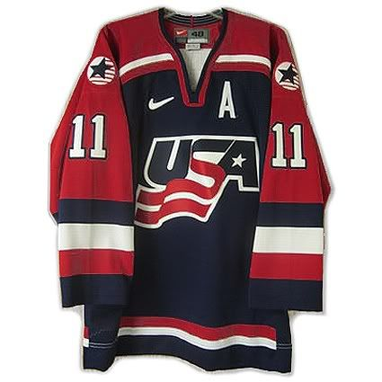 usa hockey | ... : Top 10 USA Hockey Jerseys of All Time | The United States of Hockey