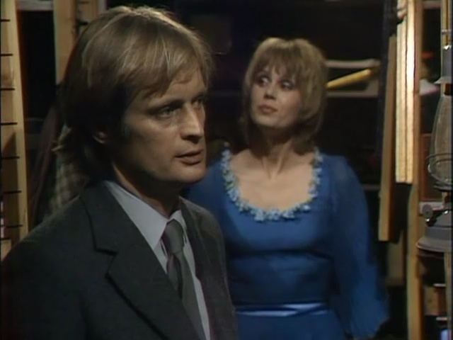 Sapphire & Steel (1979-1982) is a British television science-fiction fantasy series starring David McCallum as Steel and Joanna Lumley as Sapphire.