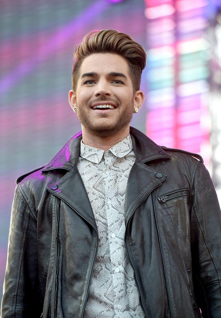 Adam Lambert in 102.7 KIIS FM's 2015 Wango Tango - Show
