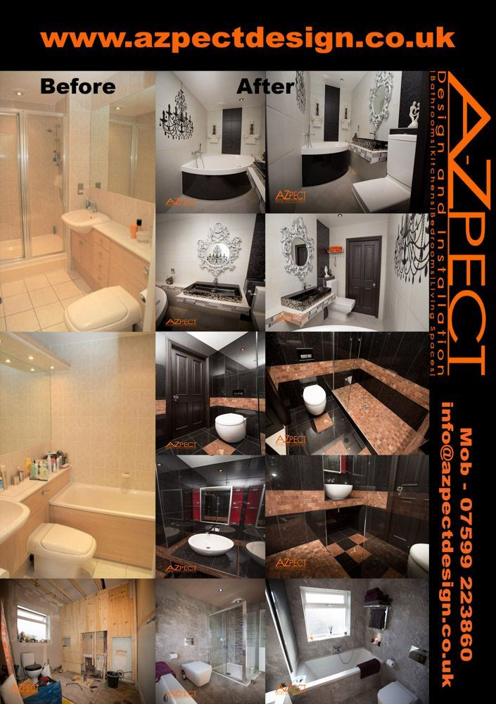 Bathroom Fitters And Installation In Altrincham Sale Chorlton Bathroomdesignandins Creative Bathroom Design Eclectic Bathroom Design Bathroom Design Decor