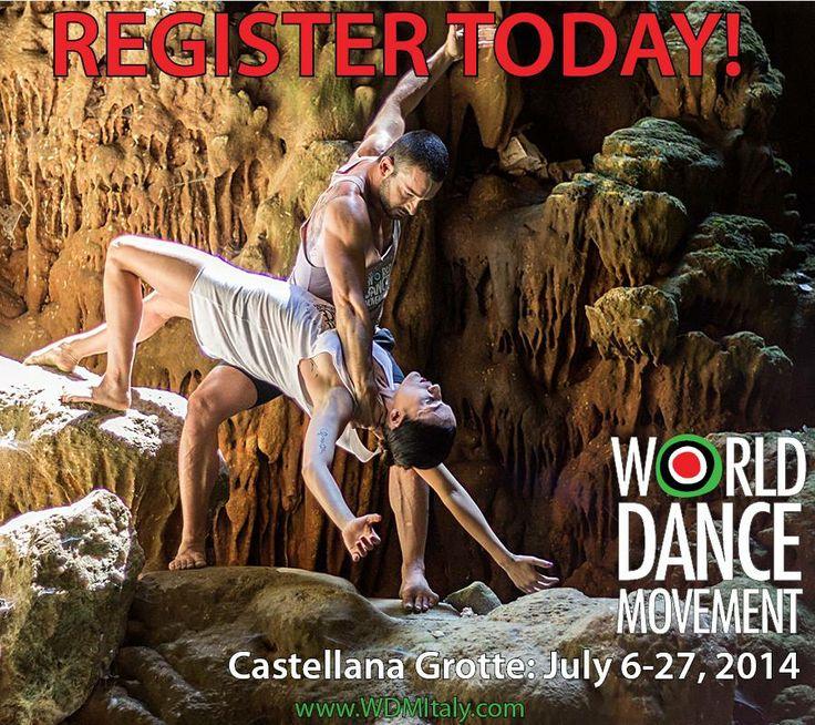 World Dance Movement Italy, Castellana Grotte (BA). www.WDMItaly.com #danceworkshop