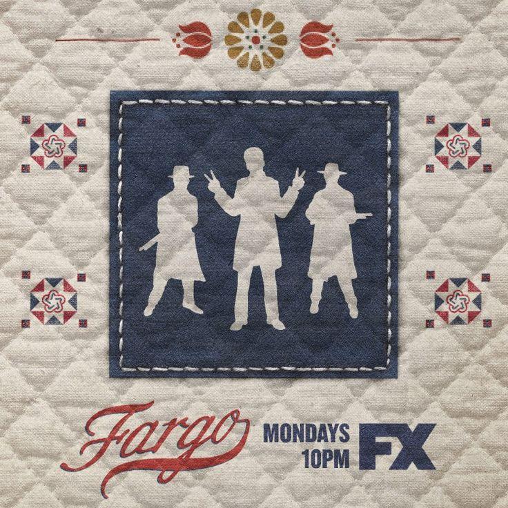 Fargo FX | Season 2 | Bokeem Woodbine as Mike Milligan, Brad Mann as Gale Kitchen & Todd Mann as Wayne Kitchen
