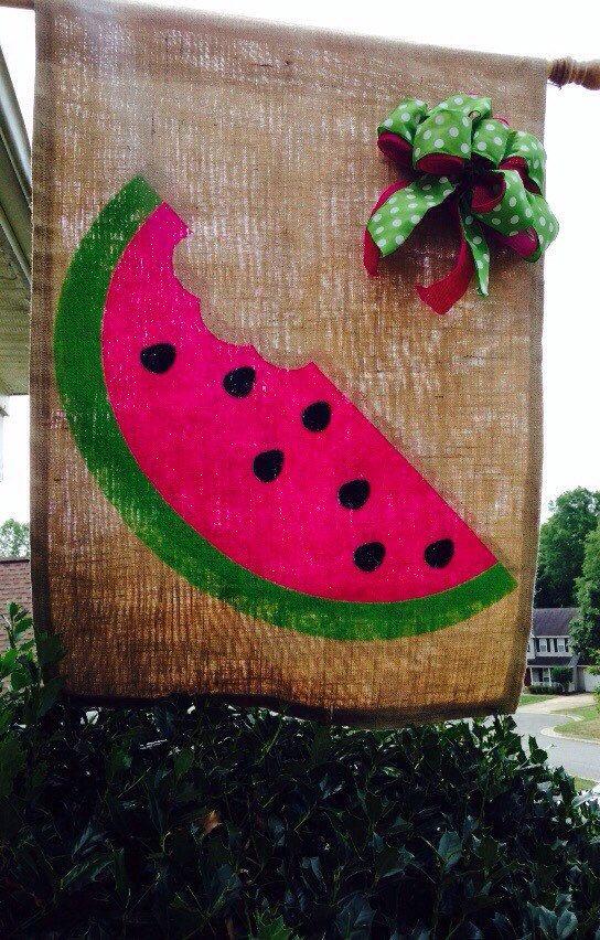 267 best Flags images on Pinterest Etsy handmade Burlap garden