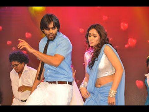 Sai Dharam Tej, Regina Dance Performance On Megastar Songs at Subramanya...