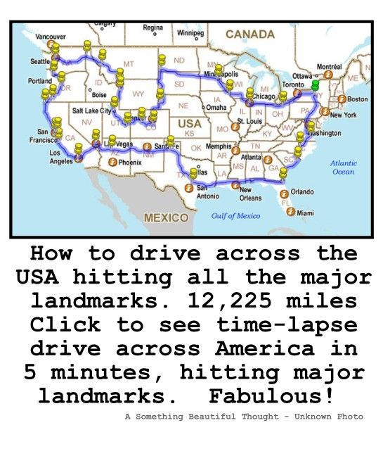 Us Road Trip Ideas: Intentional Family Ideas + Self