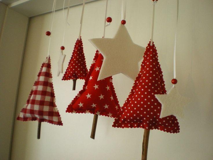 Tolles+Weihnachtsdeko+-Set+von+Steinhoff-Design+auf+DaWanda.com