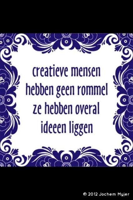 Dan heb ik een stuk meer ideeën sinds ik kinderen heb! :) Jochem Meijer