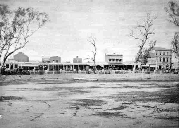Bendigo. Pall Mall, 1861