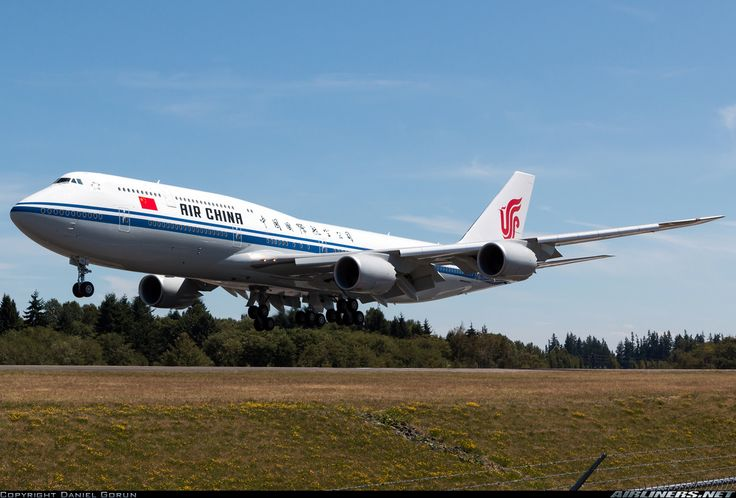 Air China B-2485 Boeing 747-89L aircraft picture