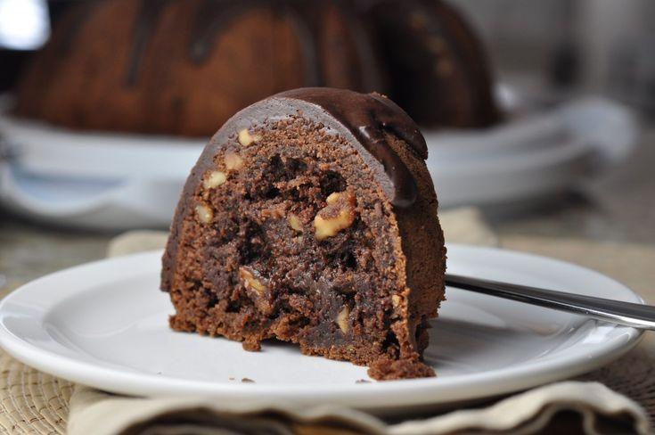 '<3'    Tunnel of Fudge Cake