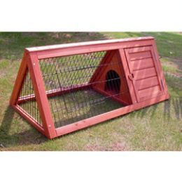 Homemade Rabbit Hutch | How Big Should My Bunny's Cage Be?