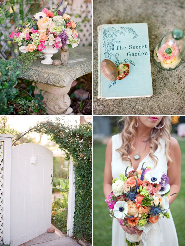 a Secret Garden Wedding | Green Wedding Shoes Wedding Blog | Wedding Trends for Stylish + Creative Brides