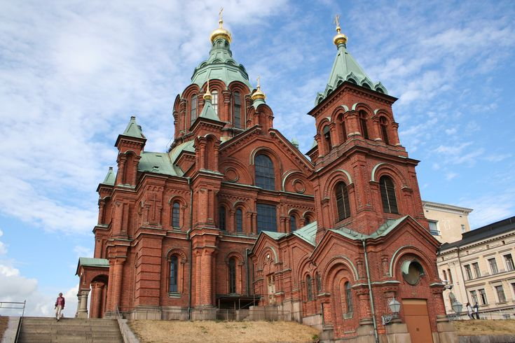Uspenski Cathedral Finland   Travel Finland