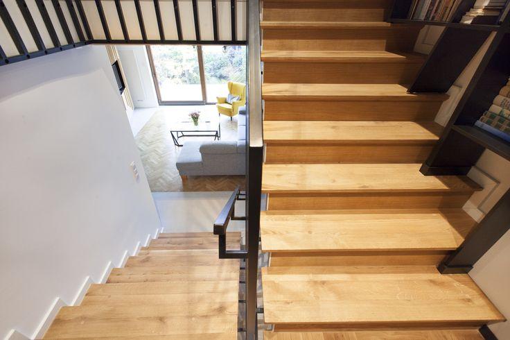 Flat in terraced house designed by Mili Młodzi Ludzie
