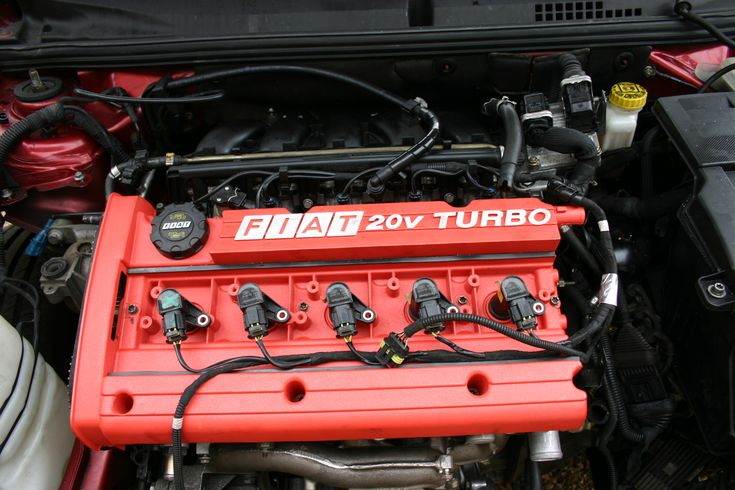 Fiat Stilo Abarth 2.4L 20V Turbo