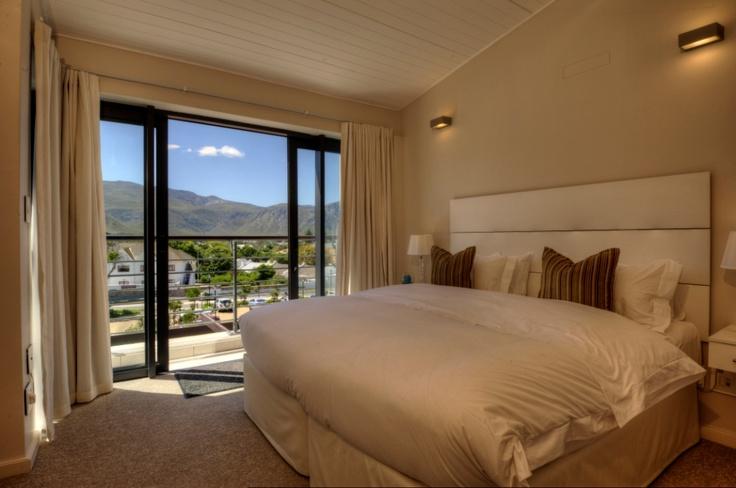 Whale Coast Hotel 2 bedroom apartment: Main Bedroom.
