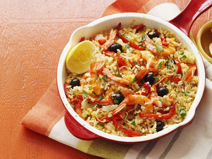 Paella di pesce - Ricette Monsieur Cuisine