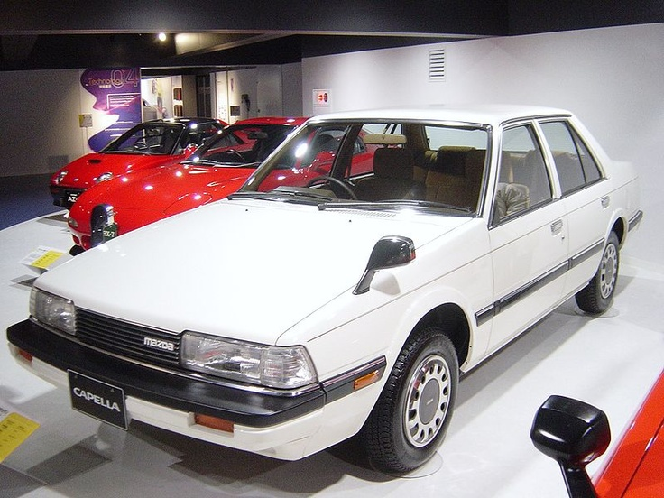 Mazda Capella or 626 as it was also known