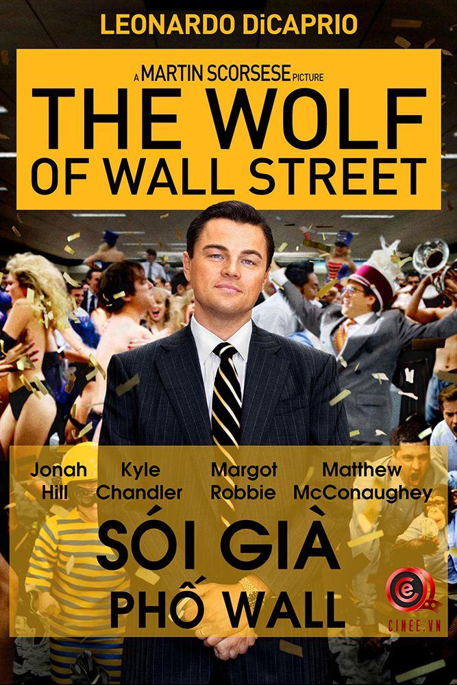 Chép phim HD The Wolf of Wall Street 2014 - Sói già phố Wall tại www.cinee.vn