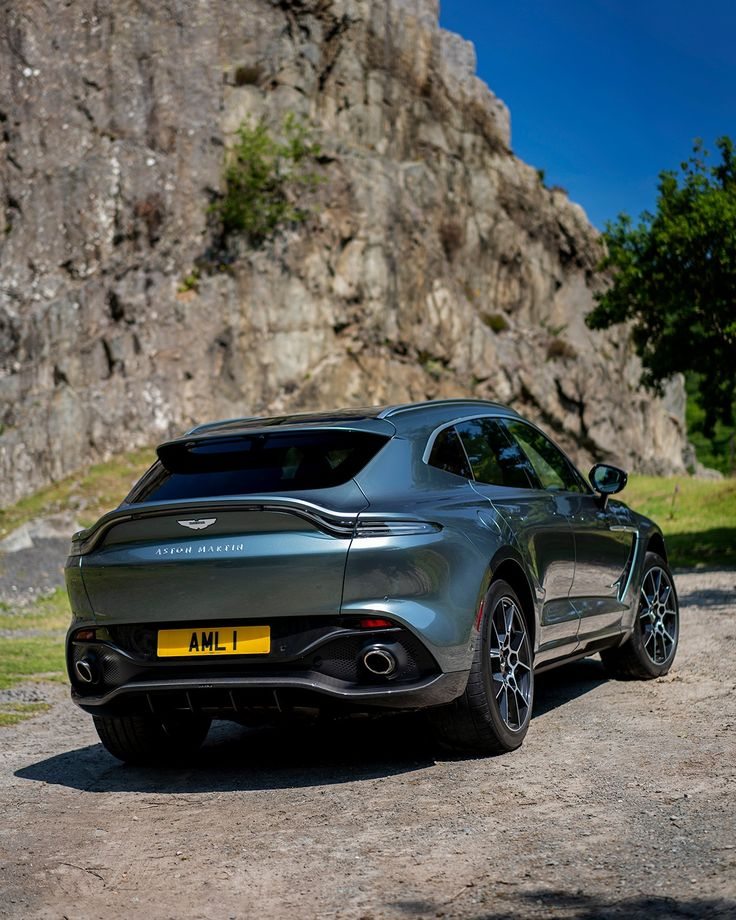 2021 Aston Martin DBX First Drive Review in 2020 Aston