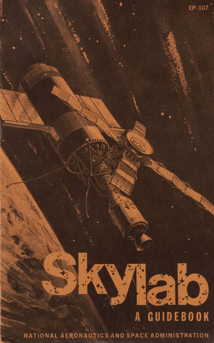 Poster design youtube - Twenty Covers From The Us Space Program Skylab With A Bonus Space Postersdesign