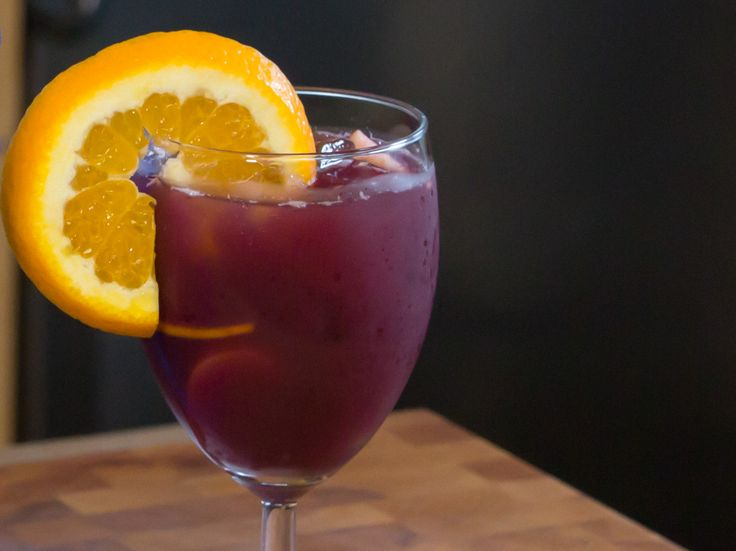 Get this delicious and easy-to-follow Cooler Sangria recipe at Food Network.