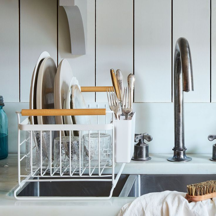 1000 ideas about dish drying racks on pinterest drying racks dish drainers and dish racks - Kitchen sink drying rack ...