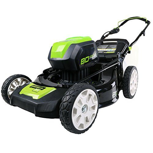 Special Offers - GreenWorks GLM801600 80V 21-Inch Cordless Lawn Mower Battery  and Charger Not Included - In stock & Free Shipping. You can save more money! Check It (April 12 2016 at 03:42PM) >> http://pressurewasherusa.net/greenworks-glm801600-80v-21-inch-cordless-lawn-mower-battery-and-charger-not-included/