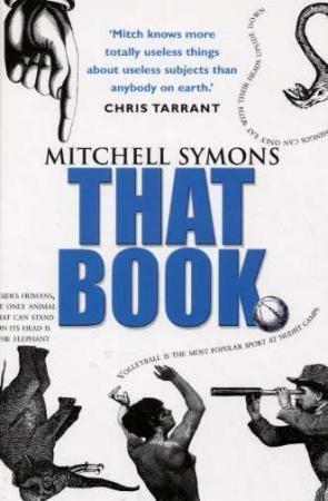 """""""That book"""" av Mitchell Symons"""