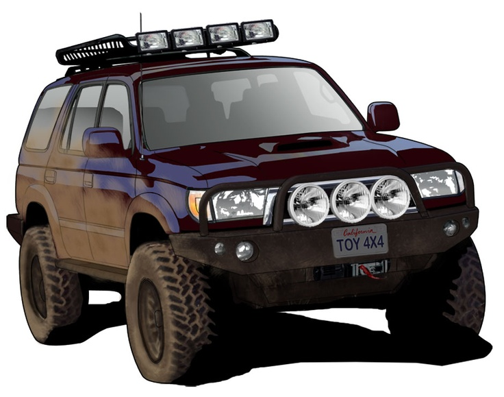 3rd gen 4runner Like mine already? Ooooo let's do It up??