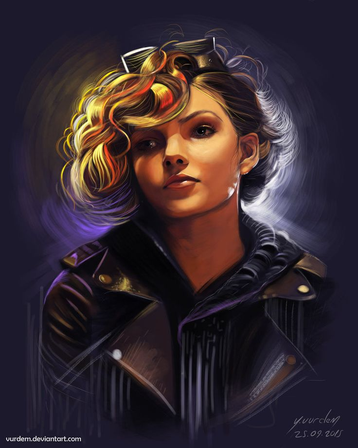 Camren Bicondova as Selina Kyle by Yaşar Vurdem