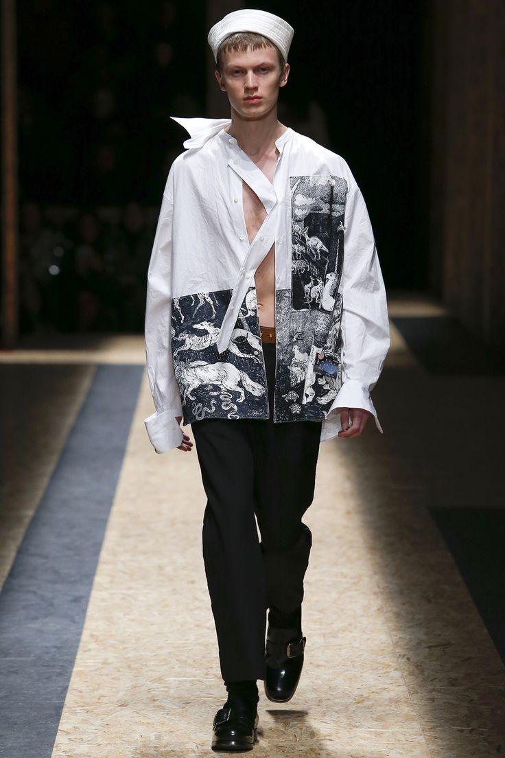 Prada Fall 2016 Menswear Collection Photos - Vogue