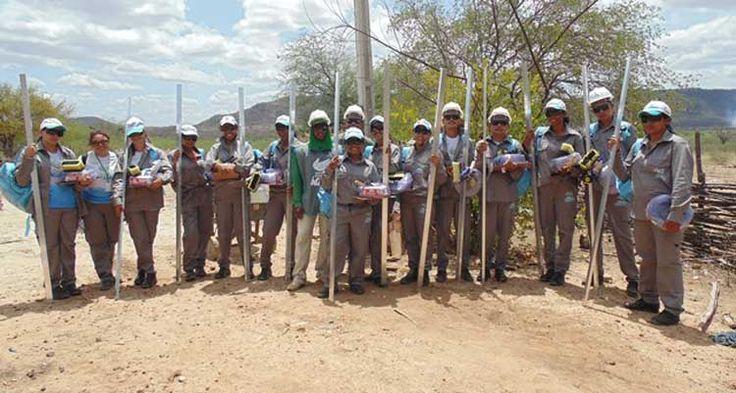 O Projeto Escola das Águas abre inscrições para jovens entre 18 e 29 anos, de Serra Talhada, Flores e Santa Cruz da Baixa Verde