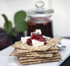 Plommonmarmelad med pinjenötter   Recept.se