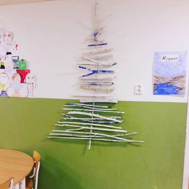 Christmas tree we did at work.