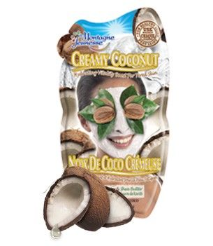Love the smell of this Coconut Mask from Montagne Jeunesse