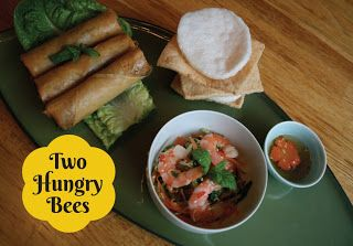 London Pop-ups: Two Hungry Bees' Vietnamese Pop-up in Nunhead
