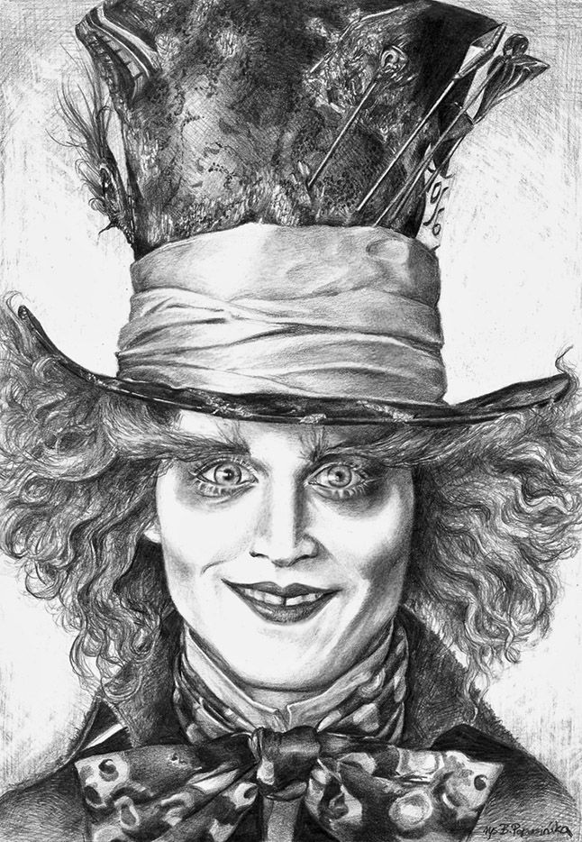 The Mad Hatter by BlazeCK-PL.deviantart.com on @deviantART