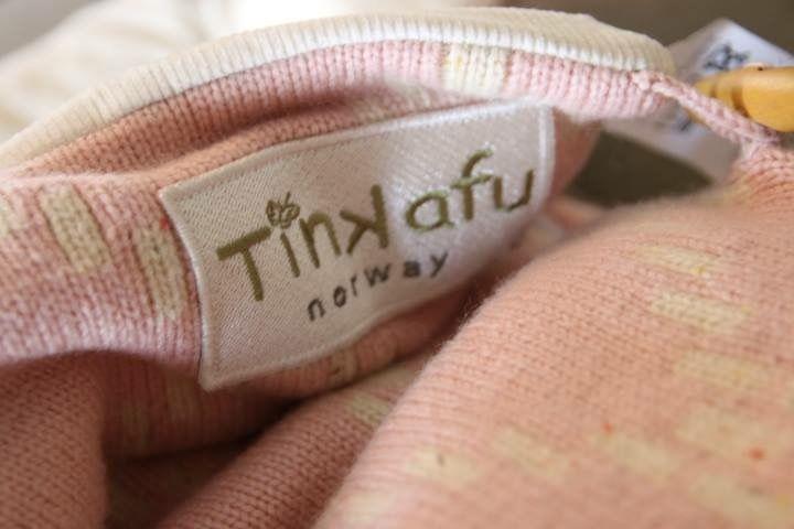 Diamond baby footmuff by Tinkafu