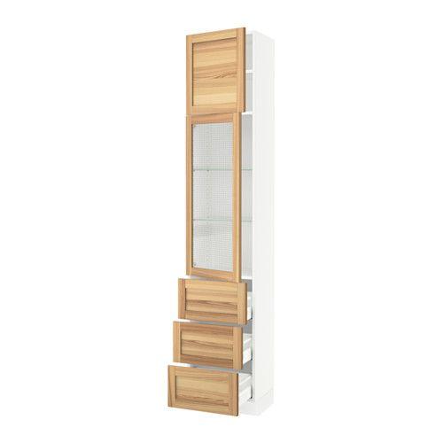 A Close Look At Ikea Sektion Cabinet Doors: Best 20 TORHAMN KITCHEN Ideas On Pinterest