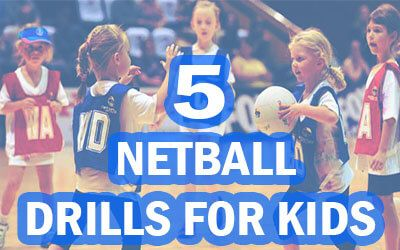 5 Simple Netball Drills For Kids