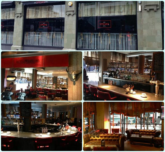 Smoak Bar And Grill Malmaison Manchester
