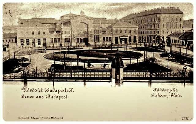1889 Rákóczy tér