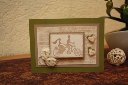 edle-3D-Grusskarte-Hochzeit-300-400-100-Handgemacht-mit-Stampin-Up