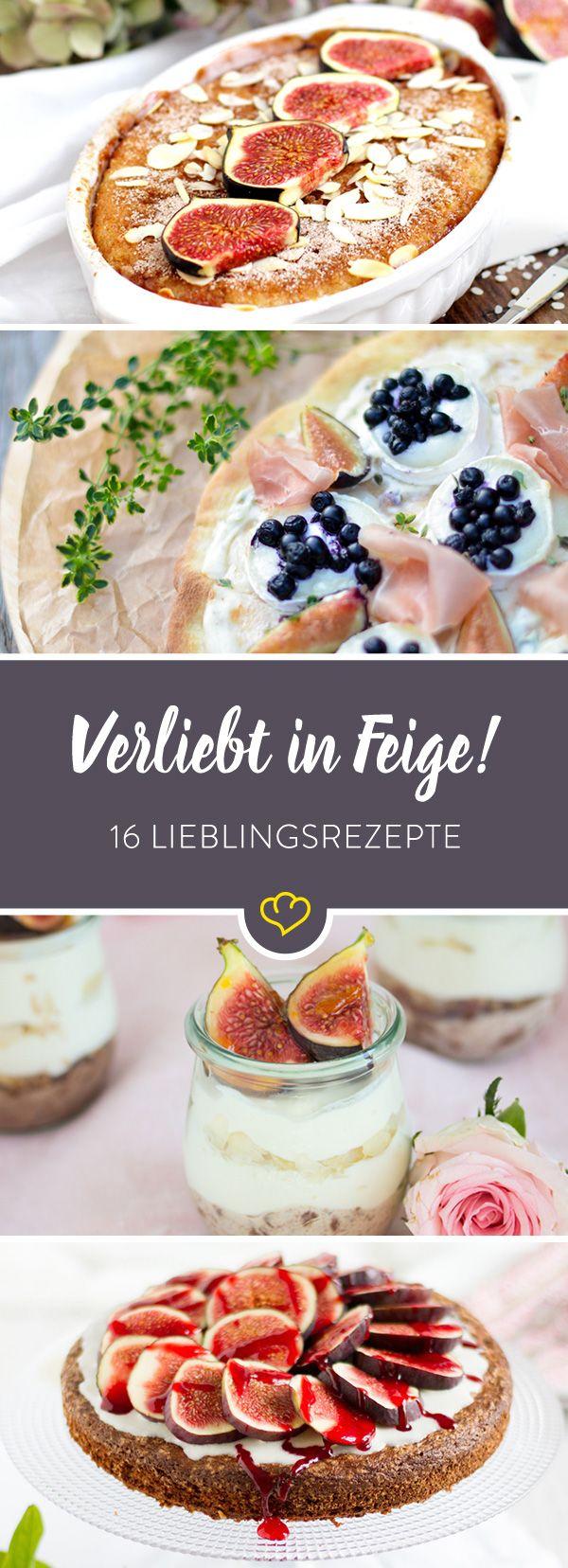 Frisch, fruchtig, Feige! 17 Lieblingsrezepte mit der Herbstfrucht