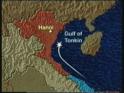 Gulf of Tonkin Incident. #Vietnam This is how this meaningless war started. #VietnamWarMemories