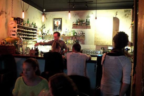 Bulletin Place - Sydney - small bar review